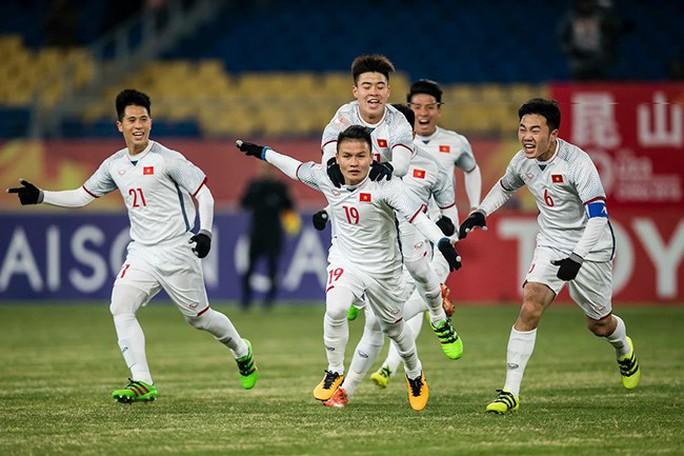Đại sứ quán Trung Quốc mở cửa cấp visa riêng cho cổ động viên U23 Việt Nam - Ảnh 4.