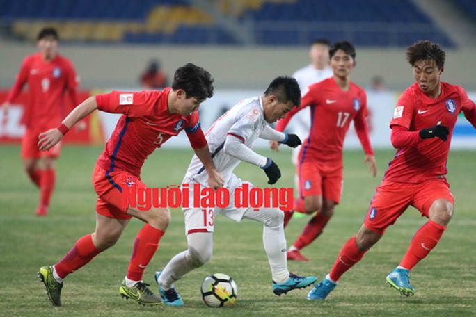 U23 Việt Nam - U23 Hàn Quốc 1-2: Có đôi chút tiếc nuối - Ảnh 5.