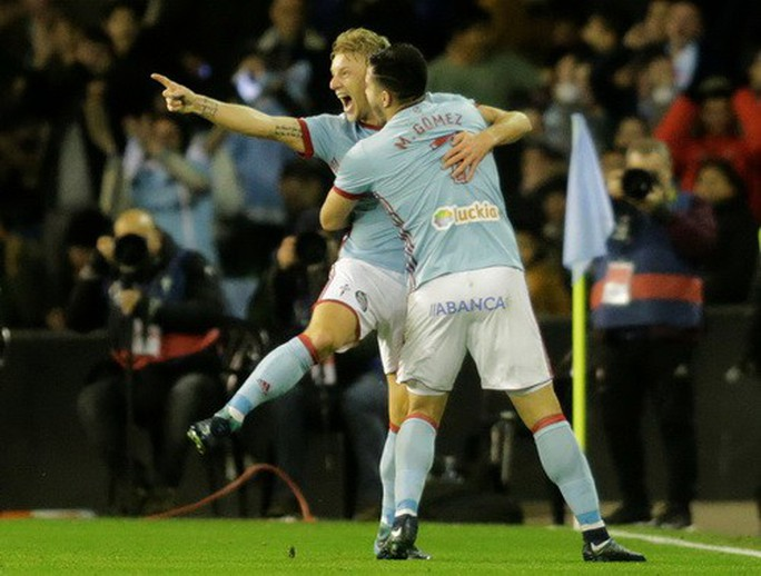 Hòa Celta Vigo, Real Madrid hết cơ hội giữ ngôi vô địch - Ảnh 1.