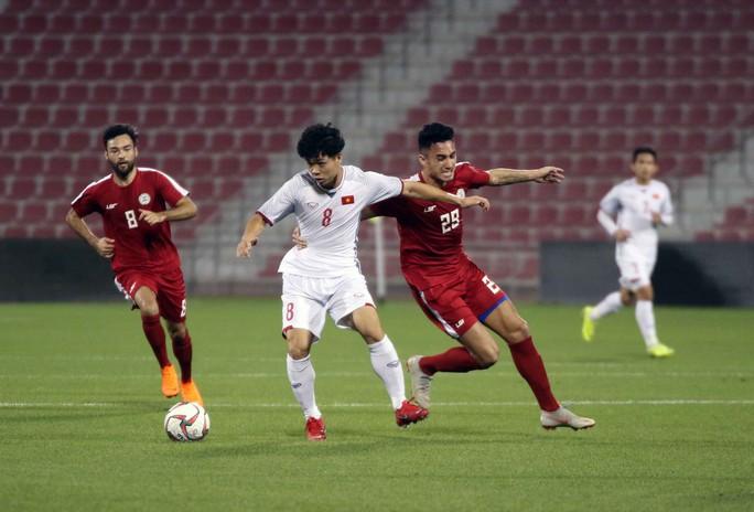 Đá 3 hiệp, tuyển Việt Nam đánh bại Philippines 4-2 - Ảnh 3.