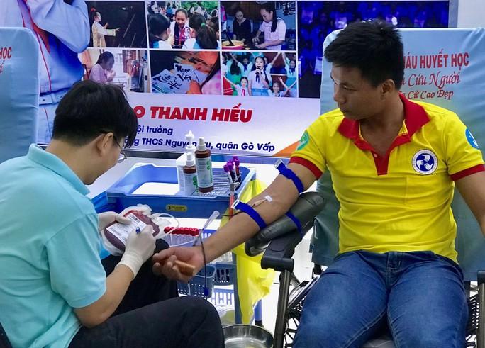 LĐLĐ TP HCM phát động CNVC-LĐ hiến máu tình nguyện - Ảnh 1.