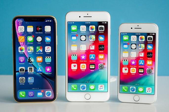 Apple giảm giá hàng loạt iPhone vì bán chậm - Ảnh 1.
