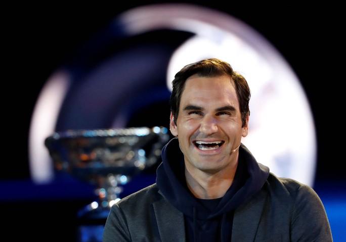 Chờ chung kết sớm Federer - Nadal ở Úc mở rộng 2019 - Ảnh 1.