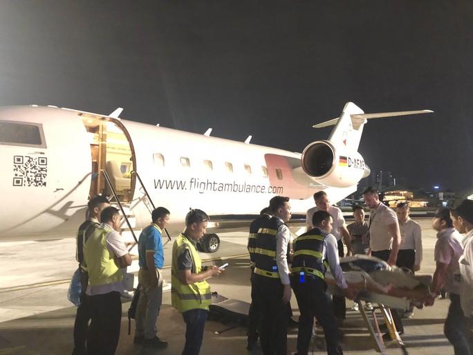 Những du khách cuối trong vụ nổ bom ở Ai Cập đã về tới TP HCM - Ảnh 5.