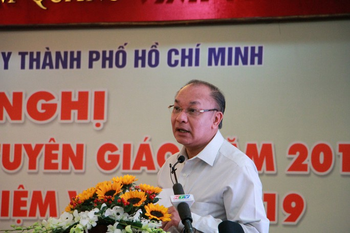 Giám đốc Công an TP HCM nói về đối tượng xấu lợi dụng mạng xã hội - Ảnh 1.