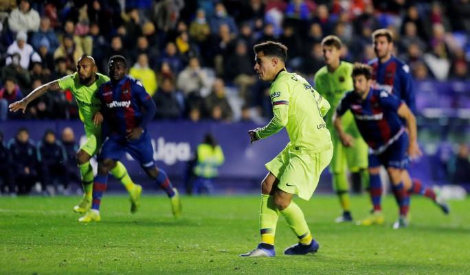 Clip: Barcelona thua sốc trước Levante ở Copa Del Rey - Ảnh 3.