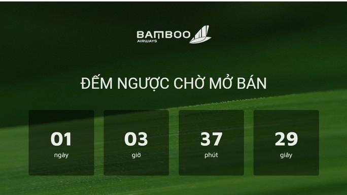 Bamboo Airways chính thức bán vé máy bay - Ảnh 2.