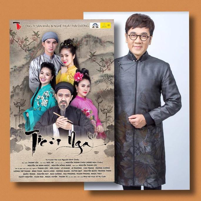 Nghệ sĩ đồng nghiệp phấn khởi chúc mừng Tiên Nga đoạt giải Mai Vàng - Ảnh 9.