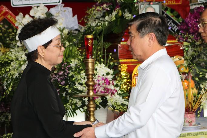 GS-TS Nguyễn Ngọc Giao: Một đời tận lực cống hiến - Ảnh 1.