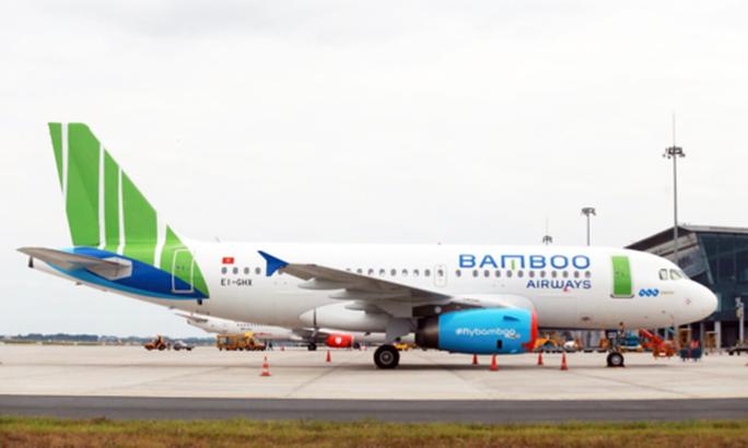 Bamboo Airways chính thức cất cánh từ 16-1 - Ảnh 1.