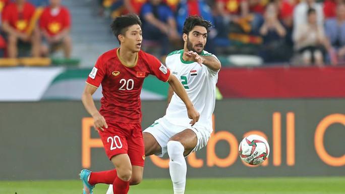 Lịch THTT bóng đá cuối tuần: Tâm điểm Việt Nam đấu Jordan - Ảnh 1.
