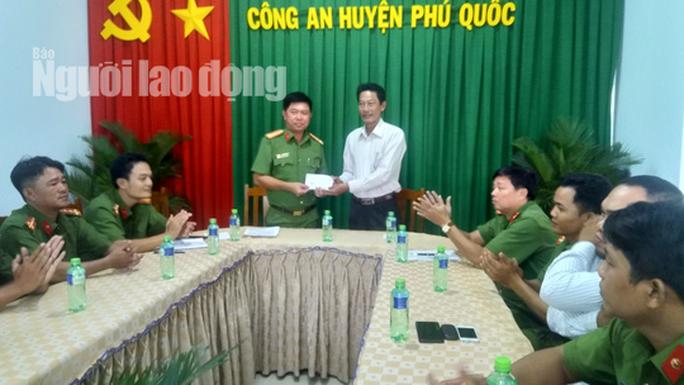 Bắt nghi phạm liên quan đến thi thể 1 phụ nữ nằm chết ở bìa rừng Phú Quốc - Ảnh 3.