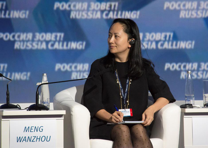Huawei mất quản lý cấp cao tại Canada - Ảnh 2.