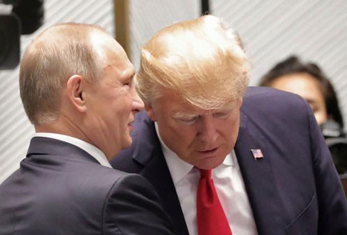 Cơn ác mộng Nga ám Tổng thống Trump - Ảnh 1.