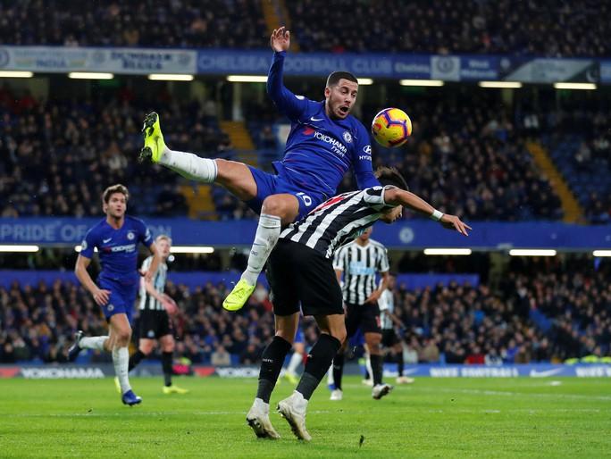 Clip: Chelsea, Liverpool thắng trận tạo áp lực cho Man City, Tottenham - Ảnh 4.