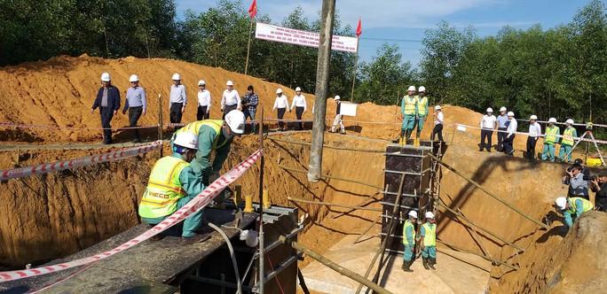 Kiểm tra tiến độ công trình đường dây 500 kV Quảng Trạch – Dốc Sỏi - Ảnh 2.