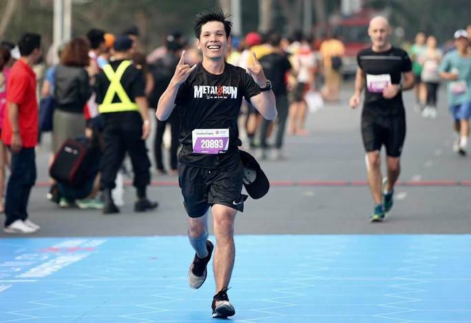 U70 cùng tranh tài với các VĐV nhí tại giải Marathon quốc tế TP HCM 2019 Taiwan Excellence - Ảnh 3.
