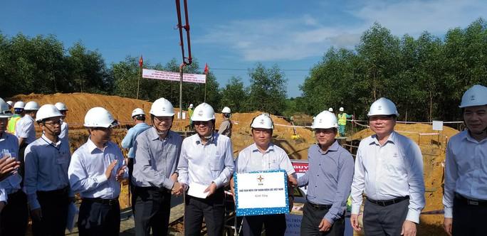 Kiểm tra tiến độ công trình đường dây 500 kV Quảng Trạch – Dốc Sỏi - Ảnh 5.