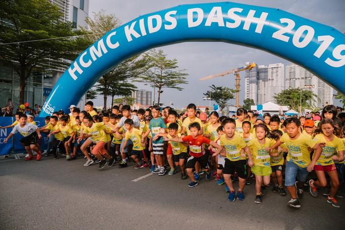 U70 cùng tranh tài với các VĐV nhí tại giải Marathon quốc tế TP HCM 2019 Taiwan Excellence - Ảnh 6.