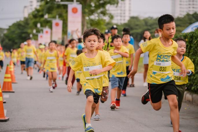 U70 cùng tranh tài với các VĐV nhí tại giải Marathon quốc tế TP HCM 2019 Taiwan Excellence - Ảnh 7.