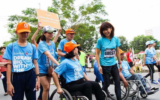 U70 cùng tranh tài với các VĐV nhí tại giải Marathon quốc tế TP HCM 2019 Taiwan Excellence - Ảnh 9.