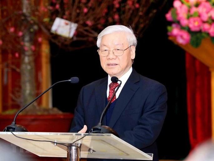Tổng Bí thư, Chủ tịch nước khẳng định ba không trong chống tham nhũng - Ảnh 1.