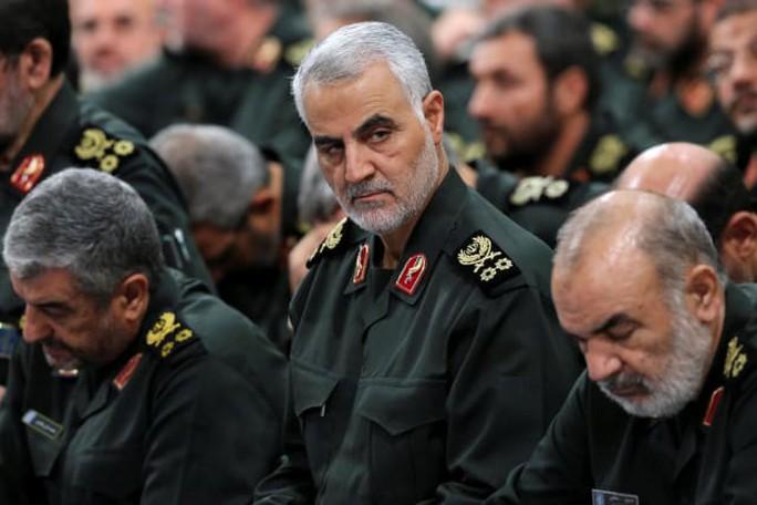 Đấu trí với tướng Iran ở Syria, tướng Israel chiếm thế thượng phong - Ảnh 1.