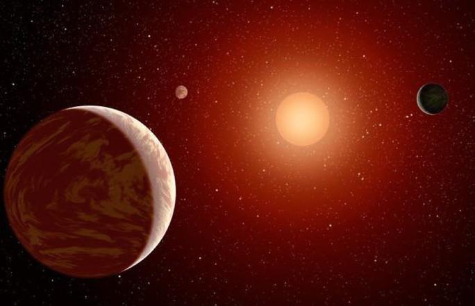Siêu trái đất ma quái gần chúng ta có sự sống? - Ảnh 1.