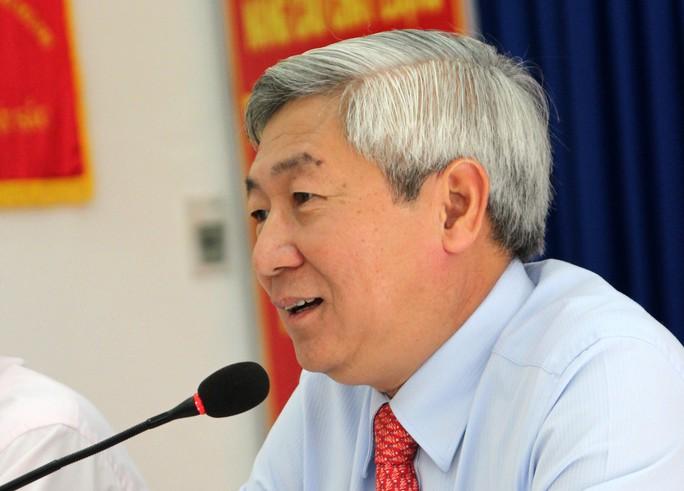 Bí thư Đảng ủy Ban Quản lý Đường sắt đô thị TP HCM bị đình chỉ chức vụ - Ảnh 1.
