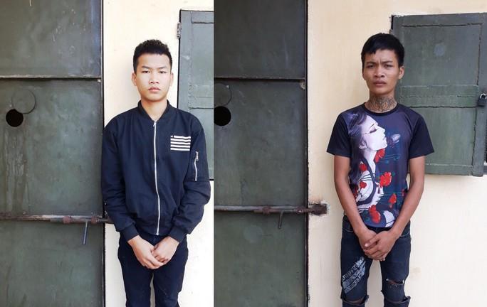 Bắt khẩn cấp 2 thanh niên thay nhau hiếp dâm 1 nữ sinh lớp 8 - Ảnh 1.
