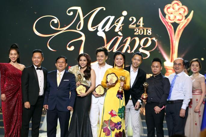 Sân khấu Mai Vàng 24 và những giải thưởng đầy xúc động - Ảnh 1.