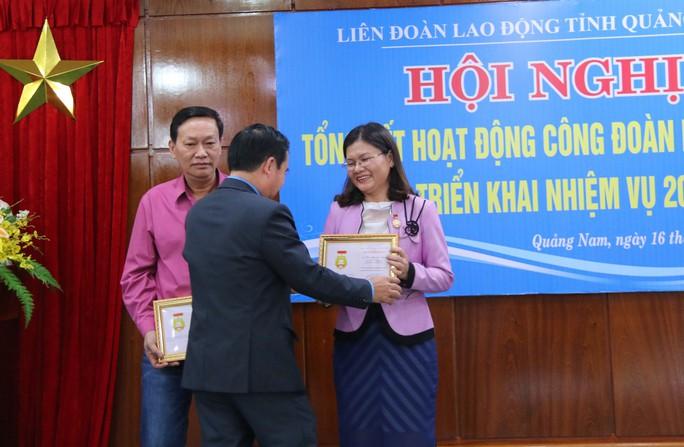 LĐLĐ tỉnh Quảng Nam: Nhiều hoạt động chăm lo cho CNVC-LĐ - Ảnh 3.