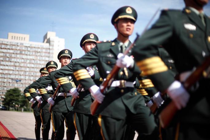 Mỹ tung báo cáo mới khui ý đồ quân sự của Trung Quốc - Ảnh 1.