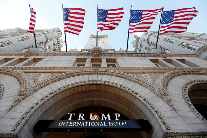 Ông Donald Trump làm tổng thống, đế chế kinh doanh sa sút - Ảnh 4.