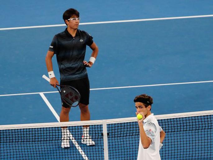 Giải Quần vợt Úc mở rộng 2019: Wawrinka, Thiem và Chung Hyeon cùng bị loại ngay vòng 2 - Ảnh 1.