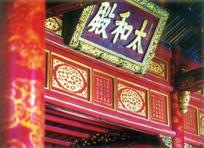 Bí ẩn bảo vật, di sản quốc gia (*): Di sản độc trên kiến trúc cung đình Huế - Ảnh 1.