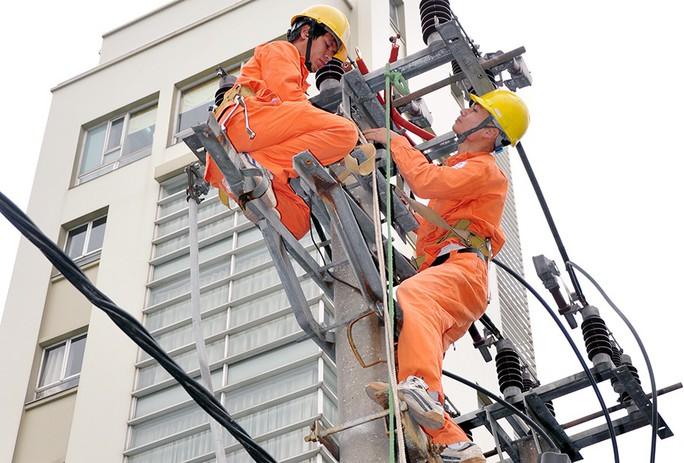 Hôm nay 20-3, giá điện tăng từ 1.720 đồng lên 1.864 đồng/KWh - Ảnh 1.