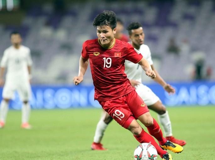 Quang Hải, Đình Trọng được nghỉ dưỡng sức ở AFC Cup  - Ảnh 2.