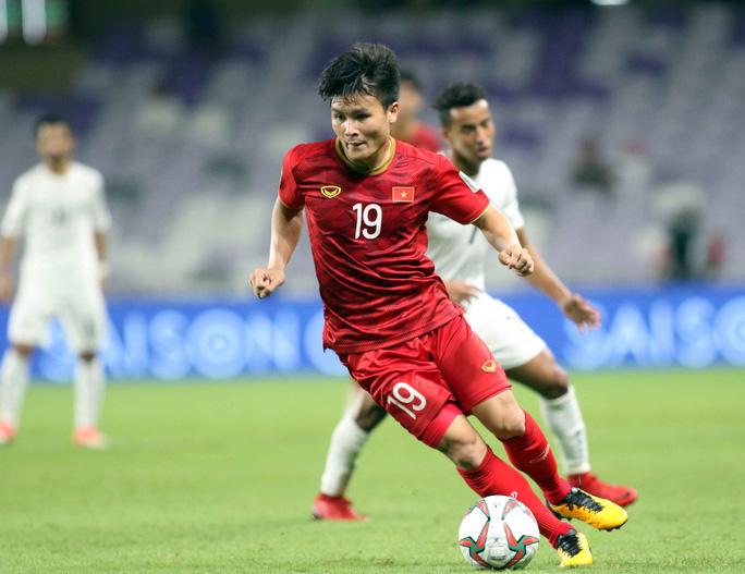 HLV Park Hang-seo: Quang Hải hứa ghi bàn và đã làm được! - Ảnh 2.
