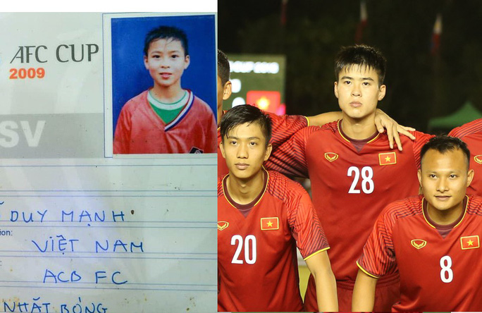 Trào lưu Quang Hải và đồng đội 10 năm trước - bây giờ - Ảnh 5.