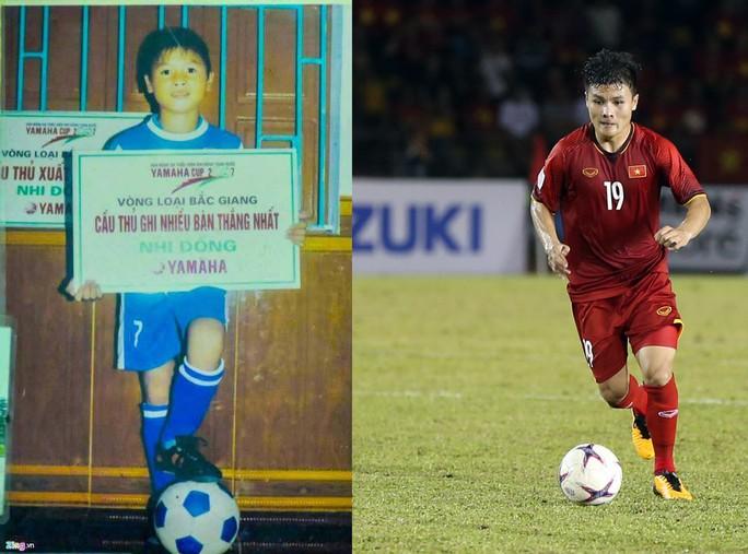 Trào lưu Quang Hải và đồng đội 10 năm trước - bây giờ - Ảnh 1.