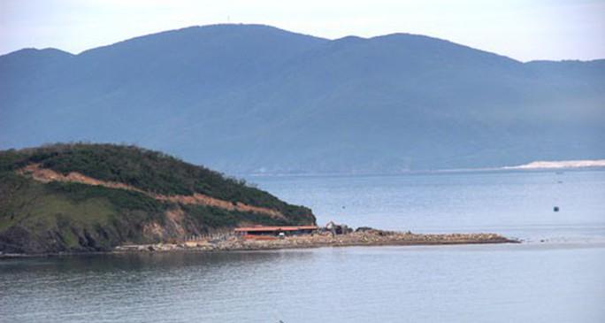 Hai dự án lấn vịnh Nha Trang tai tiếng bị thu hồi đất - Ảnh 2.