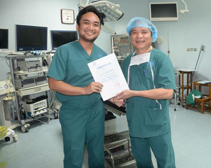 Nỗ lực của ngành y với bệnh nhân nhà giàu - Ảnh 1.