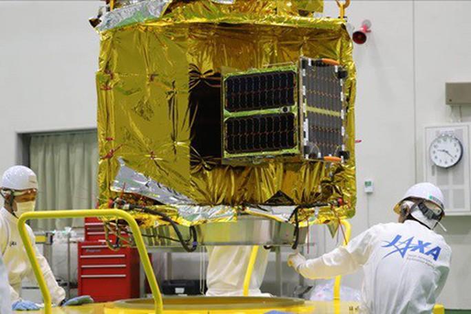 Thu được những tín hiệu đầu tiên của vệ tinh Made by Việt Nam - Ảnh 3.