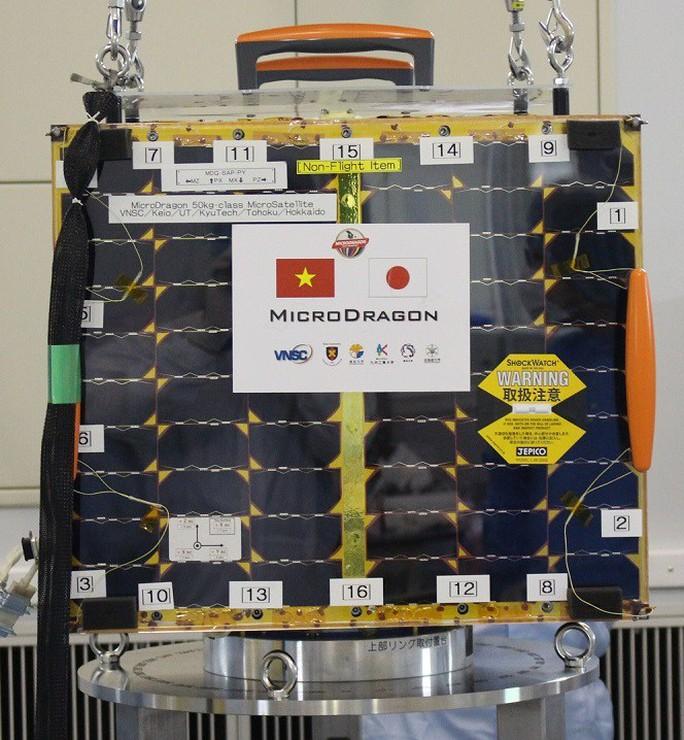 Thu được những tín hiệu đầu tiên của vệ tinh Made by Việt Nam - Ảnh 2.