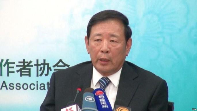 Tướng Trung Quốc dọa đánh chìm 2 tàu sân bay Mỹ ở biển Đông - Ảnh 2.