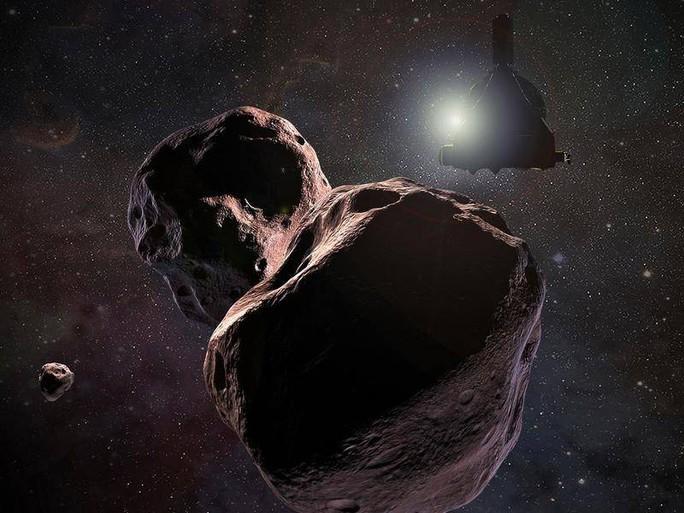 Vượt 6,4 tỉ km, tàu vũ trụ NASA tiếp cận tàn tích sơ khai của hệ mặt trời - Ảnh 2.