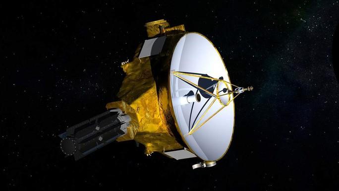 Vượt 6,4 tỉ km, tàu vũ trụ NASA tiếp cận tàn tích sơ khai của hệ mặt trời - Ảnh 4.
