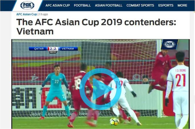Fox Sports nhận định Quang Hải và tuyển Việt Nam vào sâu Asian Cup - Ảnh 2.