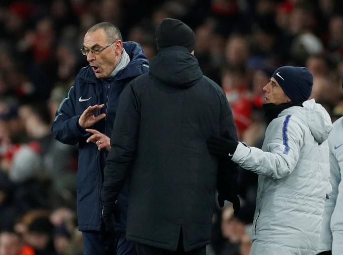 HLV Chelsea thất vọng và tức giận vì học trò thua cuộc - Ảnh 6.